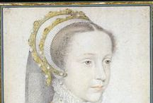 TRAGIC BEAUTIES II: Mary Queen of Scots / We all know of her. She's a legend. So many factors in her life now seem strange. How could a captive queen be executed by her cousin, Queen Elizabeth I and then have her own son designated as King of England by the same woman? The ironies and cruelties of history.