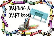 ✄ Crafting A Craft Room