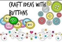 ✄ Craft Ideas With Buttons
