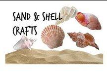 ♒︎ Sand & Shell Crafts