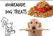 ♨︎ Homemade Dog Treats