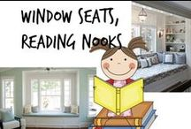 ⌂ Reading Nooks, Window Seats