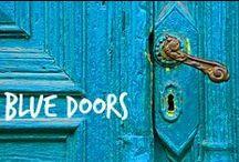 ✦ BLUE Doors