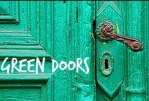 ✦ GREEN Doors