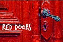 ✦ RED  Doors