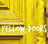 ✦ YELLOW Doors