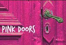 ✦ PINK Doors