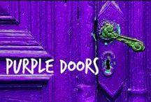 ✦ PURPLE Doors