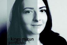 Portfolio Kinga Micun