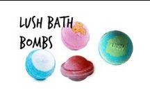 ♒︎ Lush Bath Bombs
