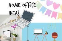 ⌂ Home Office Ideas