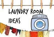 ⌂ Laundry Room Ideas