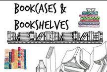 ✑ Bookcases & Bookshelves