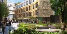 New Marlborough Yard, Ufford Street Southwark / DMA, on behalf of client Frogmore, have achieved planning permission for a 274 key hotel on a disused brownfield site in the heart of Waterloo. The 9141 m2 new build development will include a ground floor restaurant, fronting onto an inviting public courtyard and pocket park.