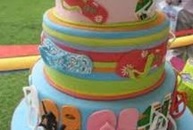 Flip Flop Birthday Party Ideas / by Calla Design