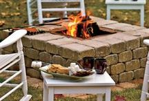 Outdoors decor / by Susie Spencer