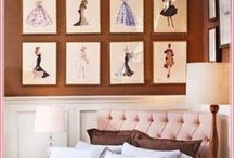 Girls Room Ideas / Ideas for girls, Tweens, and like. / by Calla Design