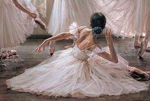 Dancers / by Calla Design