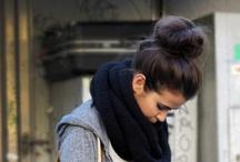 Hair. / by Rosie Cintron