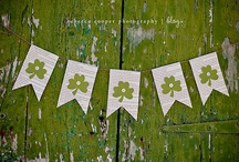 St. Patricks Day / Party like a leprechaun! Party decoration ideas. / by Calla Design