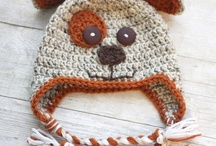 Crochet Hats / by Catherine Lewis