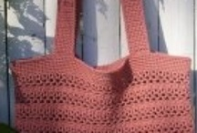 Crochet Bags & Purses / by Catherine Lewis