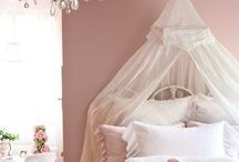 Sophia's dream room... / Ideas for my little girl's new bedroom. / by Cortney White 🐞