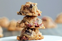 Cookies and bars / by Brandy Huffman