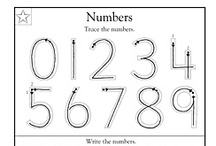 Teaching - NUMBER WRITING / by Shelley Taft