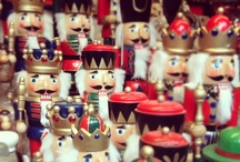 Nutcrackers / by Angi Healy