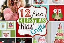 Christmas Crafternoons! / Ideas for festive crafting fun with my sugarplums!