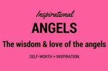 Angels / Angel art, angel creations, angel meditations & angel beauty