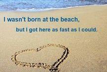 Beach Writing / by Joann