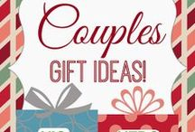 "Couples Gift Ideas! / ""His & Hers"" gift giving goodness galore!"