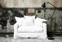 Home Furnishings / Pieces I find inspiring for my own home