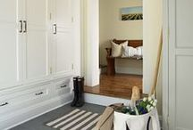 Back Hall | Laundry | Storage