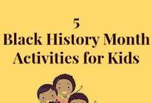 Black History / by Catherine Lewis