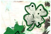 St. Patrick's Day / Fun St Patrick's Day ideas for kids / by Danya Banya