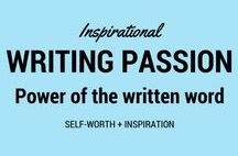 Writing Passion / Quotes about writing. Information and articles on 'how to write a book'. Grammar and creative word usage. Editing and proofreading support.  www.kellymartin.co.uk - Editorial Service for Self-Help and 'New Age' Authors.