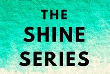 The SHINE SERIES by Author Kelly Martin / Inspirational Quotes, images and inspiration from author Kelly Martin (and other writers) related to her book series 'The Shine Series' 'When Everyone Shines But You - Saying Goodbye To 'I'm Not Good Enough' (BOOK 1) 'When Everyone Shines INCLUDING You - Saying Goodbye To The Failure Story' (BOOK 2)  Read more at her new website http://www.kellymartin.co.uk/ or to buy the book.  #quotes #wisdom #compassion #selfesteem