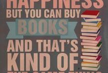 BIBLIOPHILE. / BIBLIOPHILE = A LOVER OF BOOKS; ONE WHO LOVES TO READ, ADMIRE & COLLECT BOOKS. :)