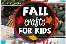 AUTUMN Art & Crafty Cuteness