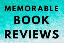 Memorable Book Reviews / The most memorable book reviews of Kelly Martin's books.