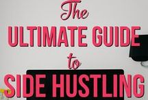 HUSTLE & BUSINESS / Tips for small business owners and/or those maintaining side hustles