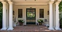 Exterior Front Entry / Welcoming in style!