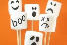 Spooky Halloween for Kids / Fun ideas for a spooky party or Halloween...