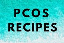 PCOS Friendly Recipes / Foods, recipes, ideas and information on PCOS (POLYCYSTIC OVARY SYNDROME). I am making sure it is good for those on a budget too. Also great for those on a PALEO Diet. #dairyfree #sugarfree #glutenfree