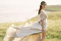 Boho+Nature Goddess Weddings / Boho Goddess Vibes