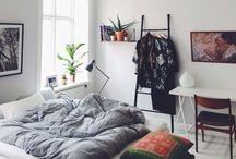 spaces.