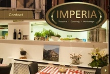 Restaurant IMPERIA / Trattoria | Lunch & Dinner